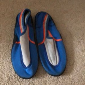 Woman's water shoes